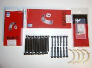 Set Main Bearing And Big End And As And Screws Glyco Vr6 R30 R32 Aaa 28 29turbo