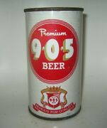 Old Drewrys 905 Flat Top Beer Can South Bend, Indiana