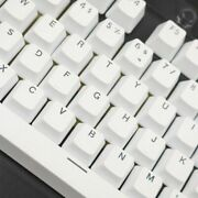 Spanish Keycaps For Mechanical Keyboard Compatible With Mx Switches Double Shot