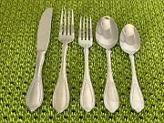 65pc Wmf Cromargan Wmf1 12 Place Setting+ Serving Set Stainless Flatware China