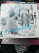 Nintendogs Dogs + Cats French Bulldog 3ds Nintendo 3ds, 2011 Cart Only