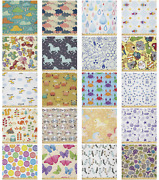 Ambesonne Art Cartoons Microfiber Fabric By The Yard For Arts And Crafts