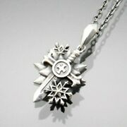 Presale Fairy Tail Gray Fullbuster Ice-make Shield Pendant Necklace Jewelry