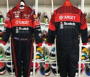 Race Used Suit 1994 Michael Andretti Target Ganassi Indycar Signed + Loa
