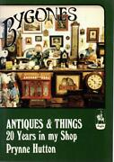 Antiques And Things Twenty Years In My Shop - Prynne Hutton - Good - Paperback