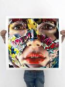 Sandra Chevrier La Cage Toi, Moi Et Le RÊve Giclee Print Signed, Numbered And Coa