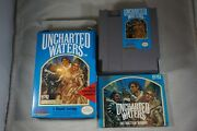 Uncharted Waters Nintendo Nes Complete In Box Near Mint