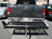 Dirt Bike Scooter E-bike Bicycle Motorcycle Tow Hitch Carrier With Cargo Shelfs