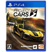 Project Cars 3 Sony Playstation 4 Ps4 Video Games From Japan