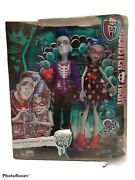 Monster High Loves Not Dead 2 Doll Pack Sloman Mortavich And Ghoulia Yelps New