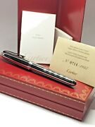 New Louis St 170051 Limited 0714/1847 Fountain Pen+ All Documents And Box
