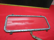 1920and039s 1930and039s 1940and039s Vintage Convertible Roadster Cabriolet Rear Window Frame
