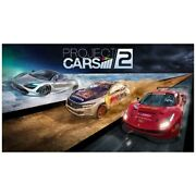 Ps4 Project Cars 2 Japanese Ver From Japan