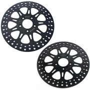 11.5 Front Rear Brake Rotors For Dyna Fxdwg Super Glide Fxd Fxdc Fxdx Low Rider