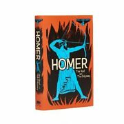 World Classics Library Homer The Illiad And The Odyssey By Homer Used