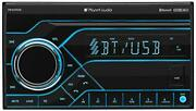 Planet Audio Pb455rgb Multimedia Car Stereo - Double Din Bluetooth Audio And Ha