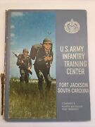 Fort Jackson Us Army Infantry Yearbook 1962 Company B