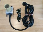 Adjust-a-wing Socket Assembly With 15and039 Cord 400 600 1000 Watt Hps Mh