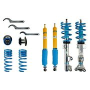 For Mercedes-benz E350 10-16 Coilover Kit 1.2-2.2 X 1.2-2 B16 Series Pss10