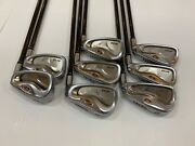 Pre-owned Honma Beres Mg703 2-star 8pc Armrq Ud49 R Iron Golf Set