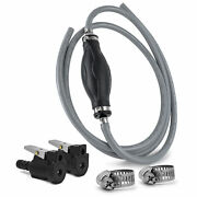 Five Oceans Epa/carb Fuel Line Kit For Omc Johnson And Evinrude 6 Ft X 5/16 Hose