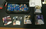 Huge Blue And Gray Cards And Dice [promo, Legendary And Rare] Star Wars Destiny Md3