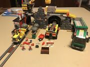 Lego City 4204 The Mine - 2012 - 98 Build Complete W/ Instructions Excellent