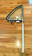 1951 Chevy Wing Window Assembly Front Door Passenger Tin Woody Station Wagon