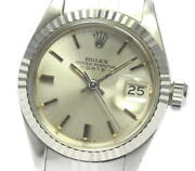 Rolex Oyster Perpetual Date 6917 Cal.2030 Automatic Ladies Watch_609245