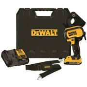 Dewalt-dce150d1 20v Max Cordless Cable Cutting Tool Kit           ...