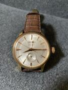 Seiko Presage Cocktail Time Sidecar Automatic Watch Used Excellent
