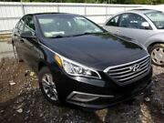 Passenger Rear Suspension 1.6l Turbo Us Market Fits 16-17 Sonata 1706145