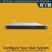 Hp Proliant Dl360 G9 1x8 2.5 Hard Drives - Build Your Own Server