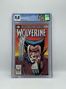 1982 Wolverine 1 Limited Series Cgc 9.8 Hulk 181 X-men 266 129 233
