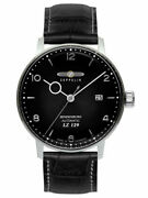 Zeppelin Menand039s Hindenburg Lz129 Automatic Watch - 8062-2 New
