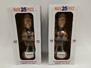 Mark Price Cleveland Bobbleheads Collectible Night January 4th 2020 Lot Of 2