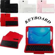 For Samsung Galaxy Tab A S2 S3 9.7 Bluetooth Keyboard Flip Leather Case Cover