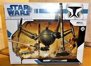 Star Wars Andnbsphoming Spider Droid Tcw Hasbro 375