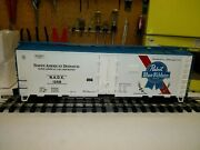 C-8 G Scale Aristocraft Trains Pabst 40and039 Steel Side Reefer 1358 Art-46203 Ln 32