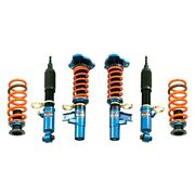 For Kia Stinger 18-20 1-2.5 X 1-2.5 Dt-p Front And Rear Coilover Kit
