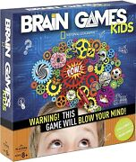 Brain Games Kids Warning This Game Will Blow Your Mind