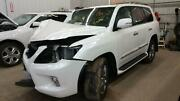 Front Door For Lexus Lx570 Assy Wht Pwr Less Mirror 000 Left