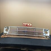Nos Ford 69 F100 F250 Ranger C9tz-8200-a Front Anodized Aluminum Radiator Grille