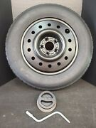 05-09 Chevrolet Equinox Spare Tire With Hold Down 155/90r16 16x4