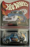 Hot Wheels Rlc Selections 2020 41 Willys Gasser Wild Blue