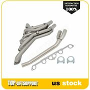 Racing Exhaust Header Ss High Flow For 77-83 Datsun 280z And 280zx 2.8l Non Turbo
