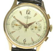 Astrolux Randeron Cal.149 Chronograph Hand Winding Menand039s Watch_565919