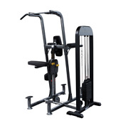 Body-solid Fcdstk Pro-select Weight Assisted Chin-dip Machine New