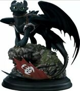 How To Train Your Dragon Toothless Home Statue Action Figure Collectible Toys