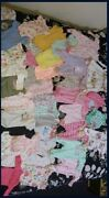 Baby Girl 0-3 3-6 Month Spring Summer Shirts Rompers Sleepers Clothes Outfit Lot
